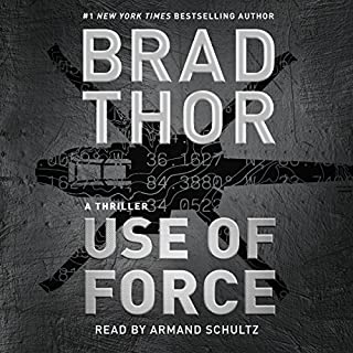 Use of Force audiobook cover art