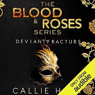 Deviant & Fracture audiobook cover art