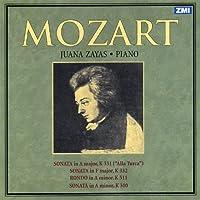 Juana Zayas Plays Mozart