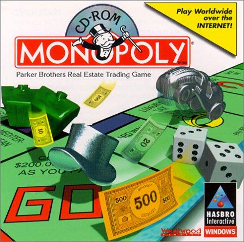 Monopoly (Jewel Case) - PC