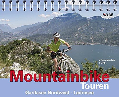 Mountainbike Touren Gardasee Nordwest - Ledrosee: Band 4