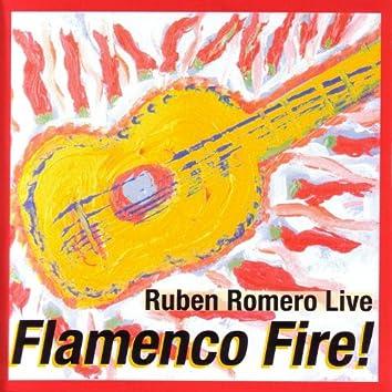 Flamenco Fire! - Ruben Romero Live