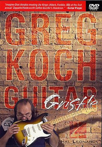Greg Koch: Guitar Gristle [UK Import]