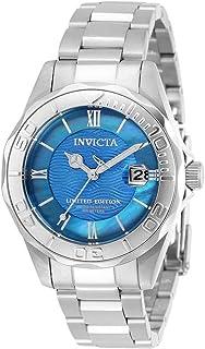 ساعة انفيكتا برو دايفر كوارتز مينا ازرق للسيدات 34262