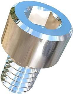 Allied Titanium 0016964, (Pack of 20) #8-32 X 1/4 UNC Titanium Socket Head Machine Screw, Grade 2 (CP)