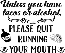 Best running your mouth quotes Reviews