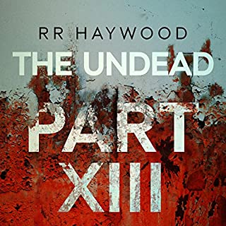 The Undead, Part 13 audiobook cover art