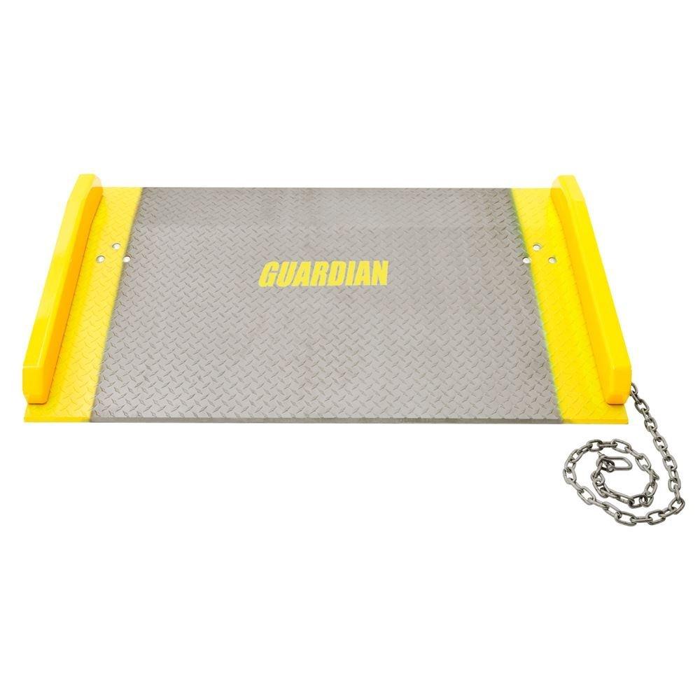 Guardian 15,000 lb Capacity Aluminum Dock Board 60 x 60