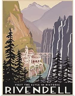 Best visit rivendell poster Reviews