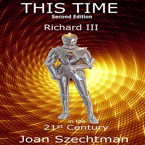 This Time audiobook cover art