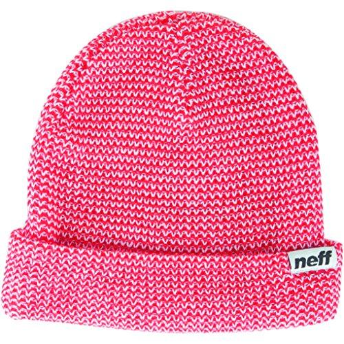 NEFF Jug Bonnet Mixte, Rouge, FR Unique (Taille Fabricant : TU)
