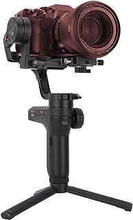 Zhiyun WEEBILL Lab - Estabilizador de Mano para Todas Las cámaras DSLR sin Espejo Canon Sony Nikon Panasonic Smartphone 3 kg Carga de Pago transmisión de Imagen inalámbrica (Reino Unido)