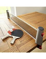 Todo en 1 Inicio / Tabla de Viajes Tenis Ping Pong Paddles Set 2 Extensión 3-Ball Net