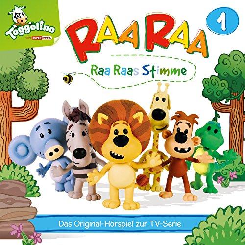 Raa Raas Stimme. Das Original-Hörspiel zur TV-Serie Titelbild