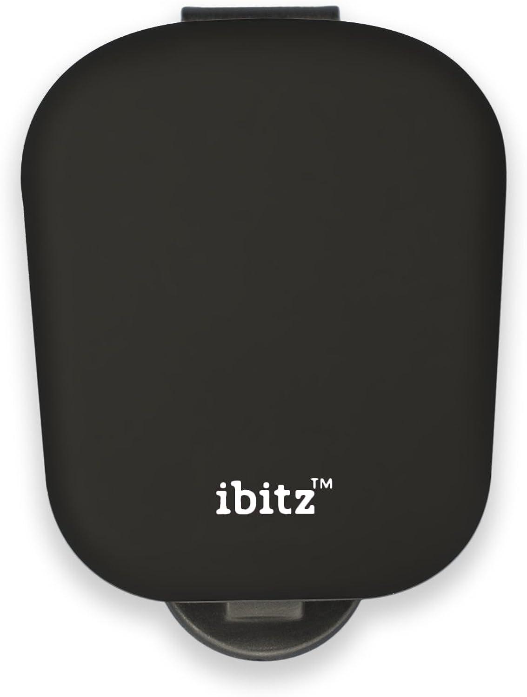 IBitz PowerKey Kinder Fitness-Tracker schwarzberry