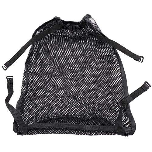 Zonfer 1 bolsa de red para cochecito de bebé, bolsa de compras