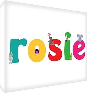 Feel Good Art Rosie Jeton souvenir de bébé poli diamant Taille L (15 x 21 x 2 cm)