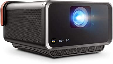ViewSonic X10-4K True 4K UHD Short Throw LED Portable Smart Home Theater Projector Compatible with Amazon Alexa and Google Assistant