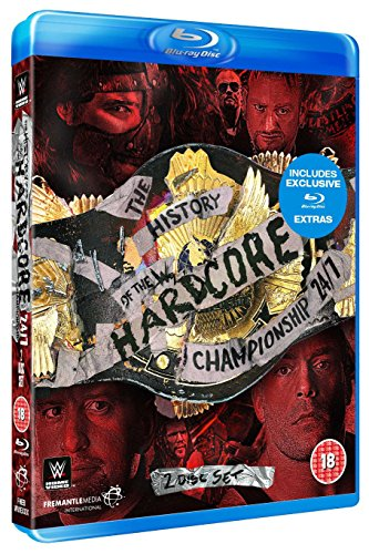 WWE: The History Of The Hardcore Championship 24:7 [Blu-ray] UK-Import, Sprache-Englisch