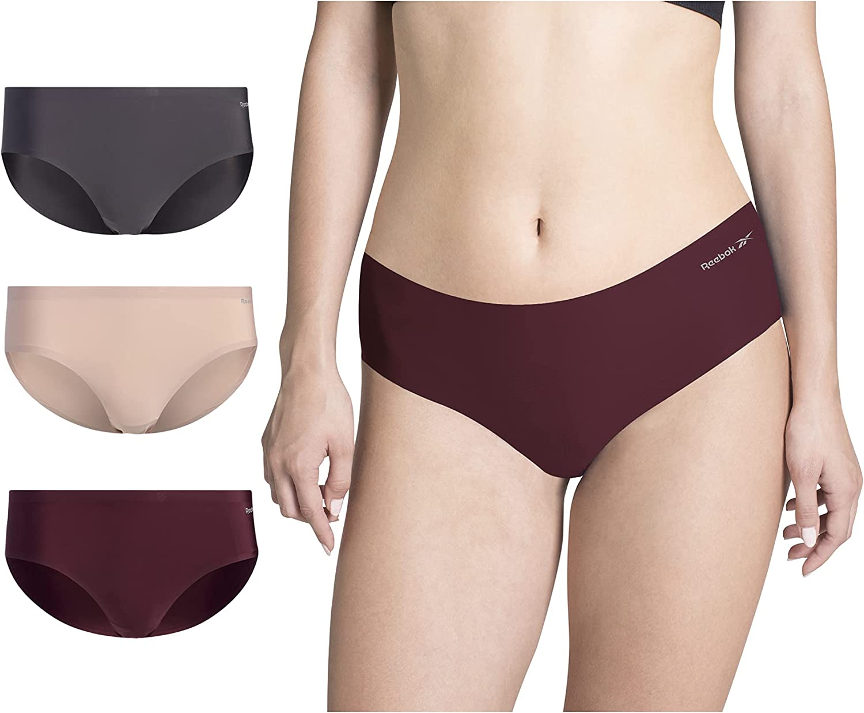 Reebok Fashionable Women's Underwear – Hipster Show Lightweight No Ranking TOP17
