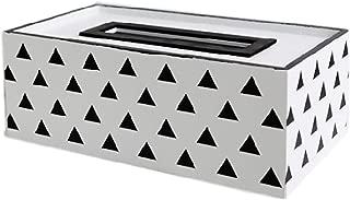 [クイーンビー] ティッシュ ボックス ケース 北欧 おしゃれ かっこいい 木製 箱 カバー ホルダー インテリア 雑貨 卓上 収納 リビング カフェ レストラン