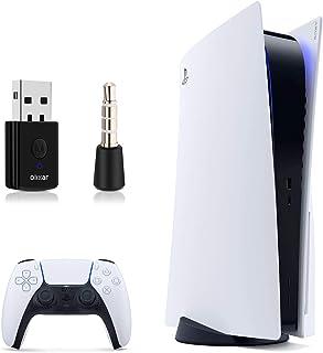 Olixar Auriculares inalámbricos Bluetooth para Sony Playstation 5 – Conecta cualquier auricular inalámbrico o auricular a tu PS5 (instrucciones incluidas)