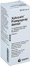Xylocain Pumpspray Dental (oberflächenanästhetikum für zahnheilkunde), 50 ml