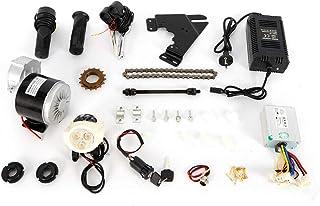 WUPYI2018 - Kit de conversión para bicicleta eléctrica, 350 W, 24 V, controlador de motor para bicicleta de 22 - 28 pulgadas