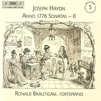 Haydn: Piano Sonatas No. 31, Nos. 45-47