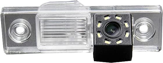 170 /° HD Cam/éra 1280x720p Imperm/éable IP69K Cam/éra de Recul Vision Nocturne num/éro de Plaque /Éclairage de Plaque pour Chevrolet Epica//Lova//Aveo//Captiva//Cruze//Matis//HHR//Lacetti