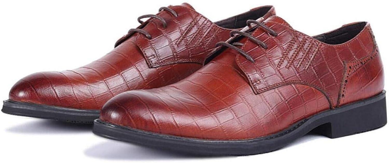 WLFHM Men's shoes, Single shoes, Laces, Men's, England, Business, Casual shoes