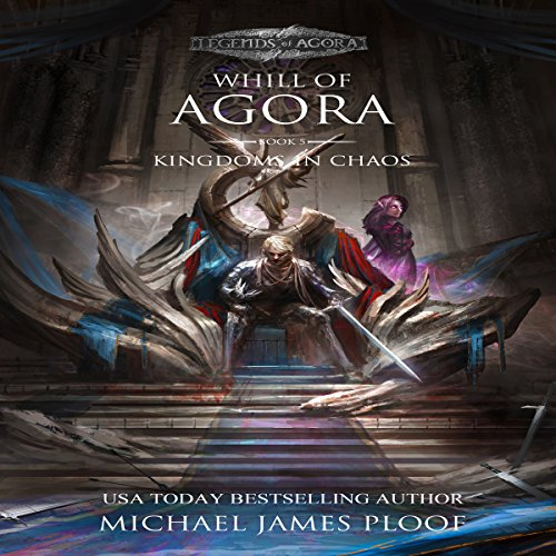Kingdoms in Chaos audiobook cover art