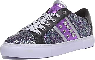 Guess Womens Fl8Gl2Sat12 Synthetic Sneakers