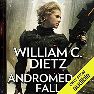 Andromeda's Fall     A Novel of the Legion of the Damned              By:                                                                                                                                 William C. Dietz                               Narrated by:                                                                                                                                 Isabelle Gordon                      Length: 10 hrs and 43 mins     278 ratings     Overall 4.3