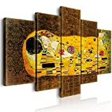 Lupia Cuadro Sobre Lienzo Vogue World El Beso, de Klimt, 100...