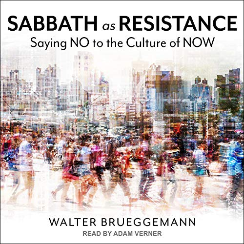 Sabbath as Resistance (New Edition) cover art