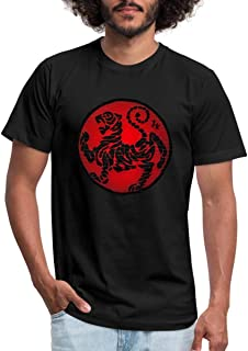 Shotokan Karate Tiger Men's Jersey T-Shirt