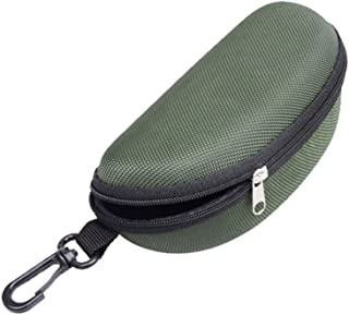 Gomerbesen Luxury Glasses Case Hard Shell Eyeglasses Protective Case