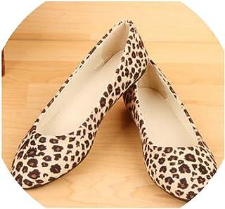 b8523d6f Amazon.es: Leopardo Zapatos - Mocasines / Zapatos planos: Zapatos y ...