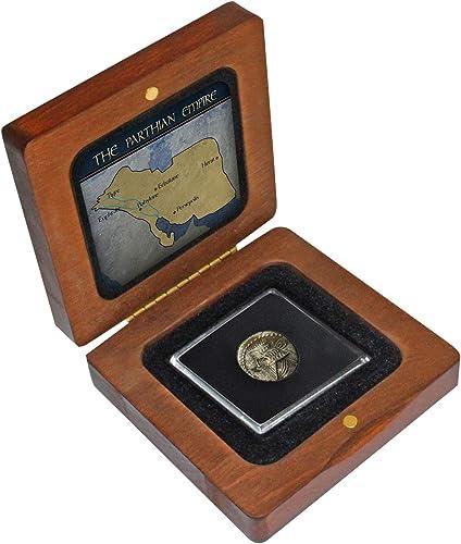 protección post-venta IMPACTO COLECCIONABLES Moneda Moneda Moneda Antigua - Dracma de plata del Imperio de los Partos.  ventas en linea