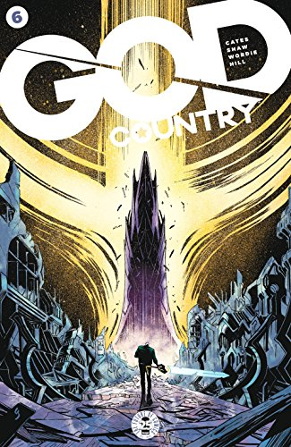 Read God Country By Donny Cates