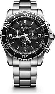 Victorinox Swiss Army Mens Maverick Chronograph Watch