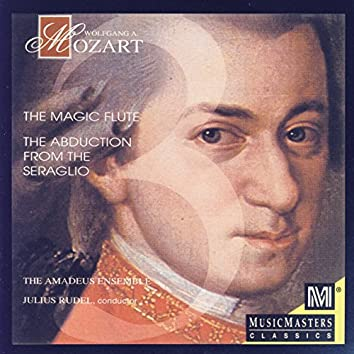 Mozart: The Magic Flute & The Abduction from the Seraglio (Harmoniemusik)