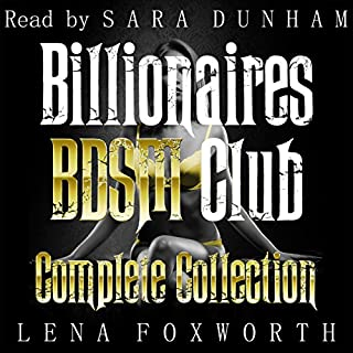 Billionaires BDSM Club: The Complete Collection audiobook cover art