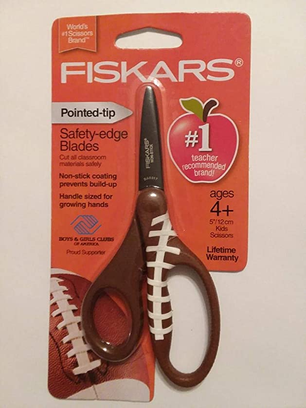 FISKARS pointed tip - safety edge blade 5