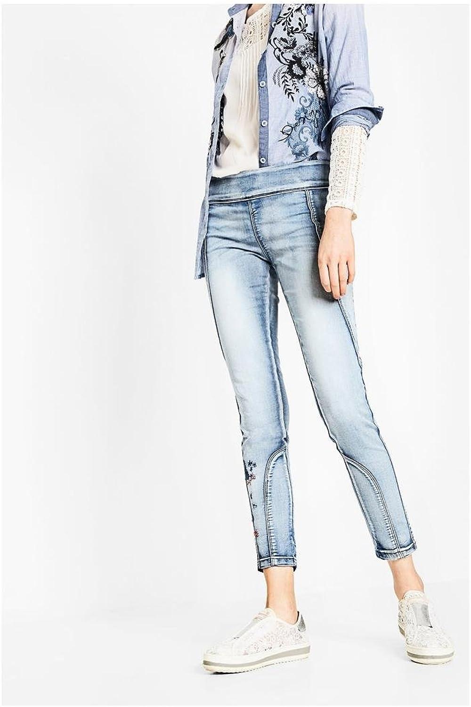 Desigual Women's Pants Aquilae, Sizes XSXL