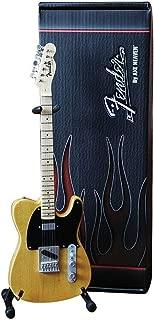 Axe Heaven FT-001 Fender Telecaster Butterscotch Blonde Miniature Guitar