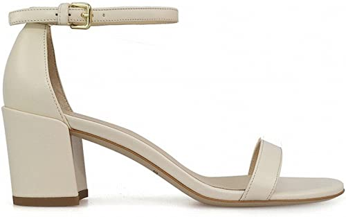 DHG Un Mot avec Rugueux avec Sandale Sandale Sandale Féerique à Bout Ouvert Chaussures à Talons Hauts,Ré,36 9a6