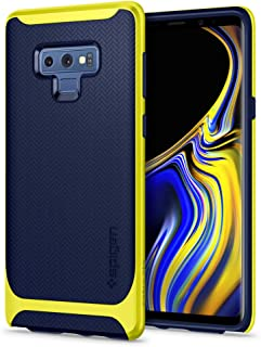 Spigen Neo Hybrid Galaxy Note 9 Case with Herringbone Flexible Inner Protection and Reinforced Hard Bumper Frame for Galax...