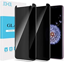 [2-Pack] AOKER for Galaxy S8 Privacy Screen Protector Tempered Glass, [Anti Glare] Anti Spy, Anti-Scratch, Bubble Free, Case Friendly Protective Glass Screen Protector Film Compatible Galaxy S8